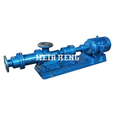 I-1B single screw eccentric slurry pump
