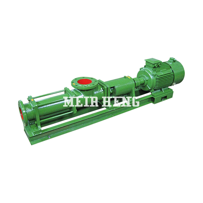 G single screw progressive cavity pump