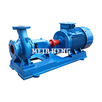 IS end-suction centrifugal water pump